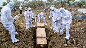 Covid Death Burial