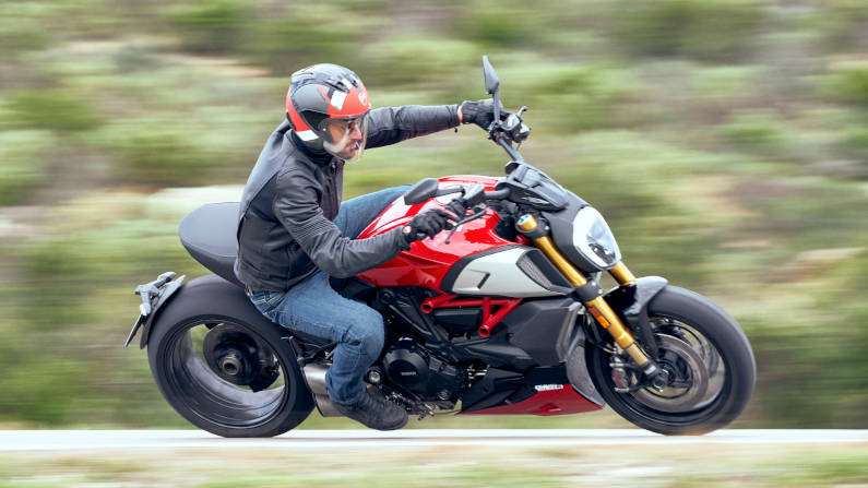 Ducati Diavel 1260 5