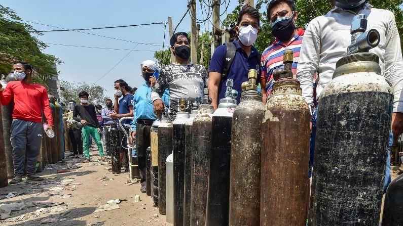 Oxygen Delhi