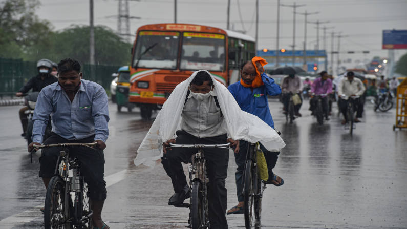 After Some Delay, Monsoon Rains Arrives In India