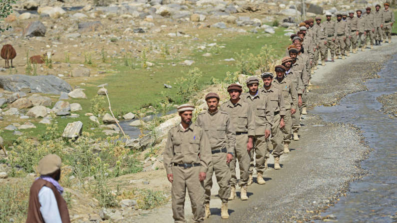Afghanistan Conflict Panjshir