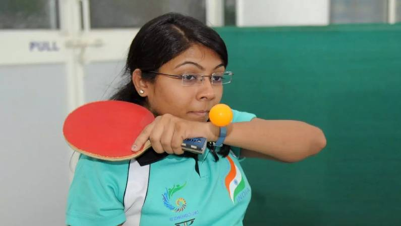 Paddler Bhavinaben Progressed to Round of 16